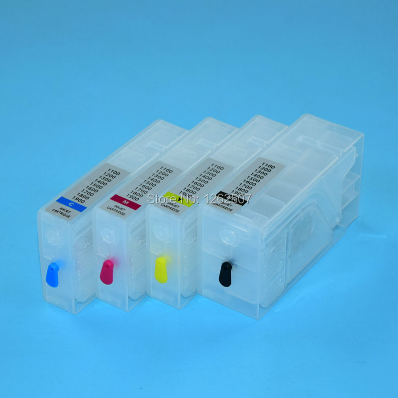 1600 empty ink cartridge with chip for canon pgi1600 ink cartridge bulk cartridges for canon refillable cartridge free shipping<br><br>Aliexpress