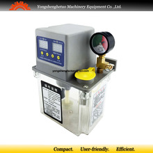 Buy Electric solenoid lubrication pump electromagnetic pump lubricator lubricating oiler 1L 220V centralized lubrication