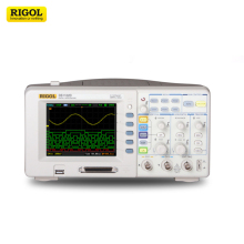 RIGOL  100MHz Digital Oscilloscopes  DS1102D dual channels and 1 external trigger channel as well as 16 channels logic analyzer