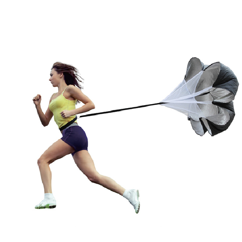 Running Resistance Umbrella Speed Training Equipment Explosive Force Endurance Track and Field Training Device Personal trainer(China)