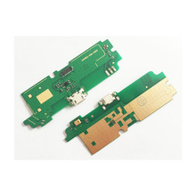 Original Mobile Repair Parts For Lenovo A850 Charging Port Flex Cable / USB Connector Dock Flex Cable(China)