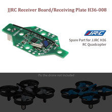 Original JJRC Receiver Board Receiving plate H36-008 Spare Part for JJRC H36 RC Quadcopter(China)