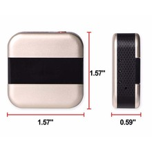 Super Mini Personal GPS Tracking Device MD-602 Personal Alarm GPS+ AGPS+LBS Intelligent Power Saving(China)