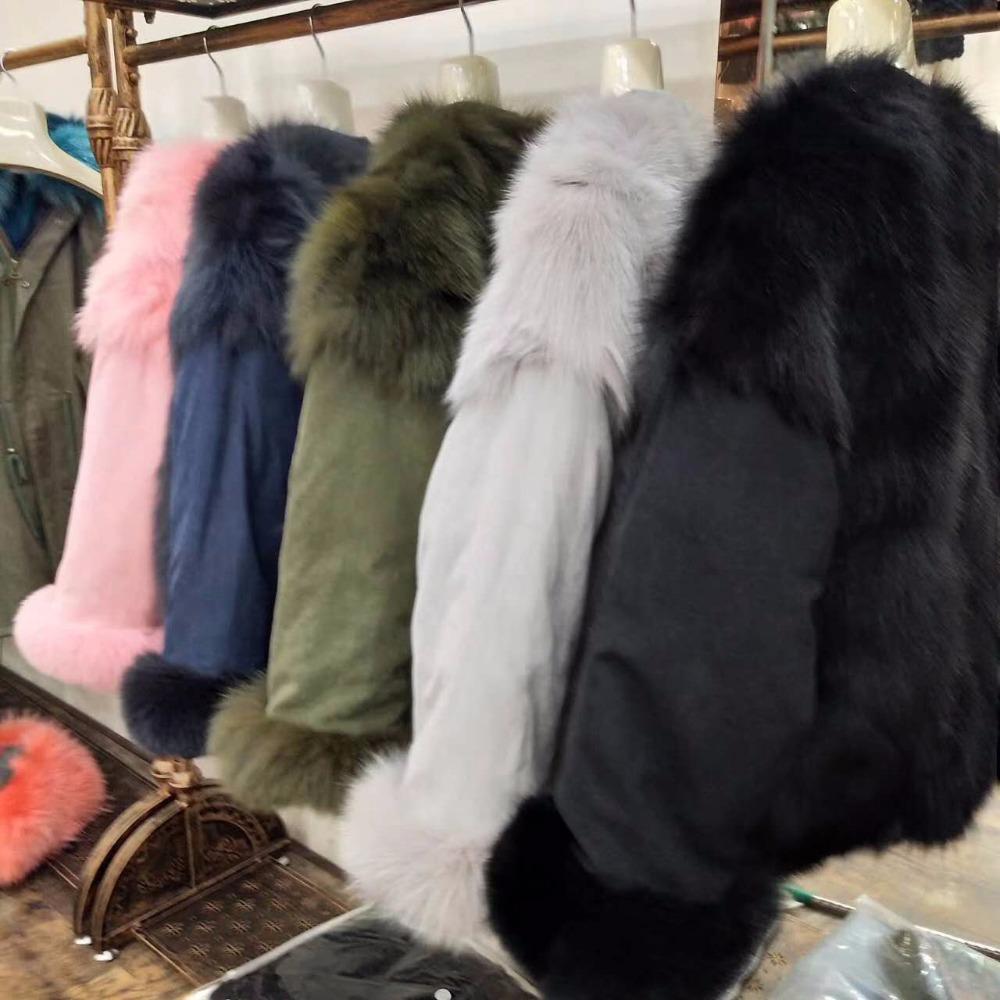 new styles fox fur jacket for women (1)