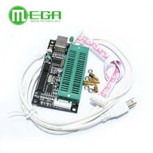 H401 1PCS,PIC K150 ICSP Programmer USB Automatic Programming Develop Microcontroller + USB ICSP cable(China)