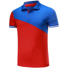 Summer football polo European sports Soccer football Training polo shirts Running Golf Tennis GYM sportswear Sports tops suit