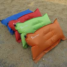 Portable Inflatable Air Pillow Multifunctional Travel Pillow Swimming Floating Heel Airbag Outdoor Tools Travel Kits