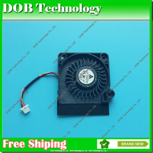 New cpu cooling fan for Asus 1001 1001HA 1005HA 1005PX 1008HA 1001PX 1001PXQ 1005P EEE PC 1005PXD laptop cpu fan cooler(China)