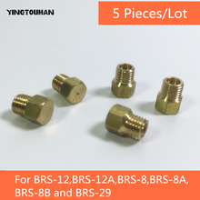 Genuine Parts Original Fittings Fuel Fire Nozzle for BRS Brand Outdoor Camping Oil Stove BRS-12,BRS-12A,BRS-8A,BRS-8B and BRS-29