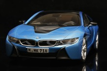 Diecast Car Model Paragon  I8 1:18 (Blue) + SMALL GIFT!!!!!!!