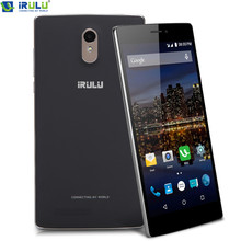 "iRULU Victory V3 6.5"" HD IPS Screen 13MP AF 4G LTE Qualcom MSM8916 Quad Core 2GB RAM 16GB ROM Android 5.1 Dual SIM Smart Phone(China)"