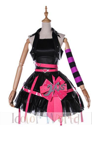 Love Live! School Idol Festival After School Activity Nico Yazawa Cosplay Costume