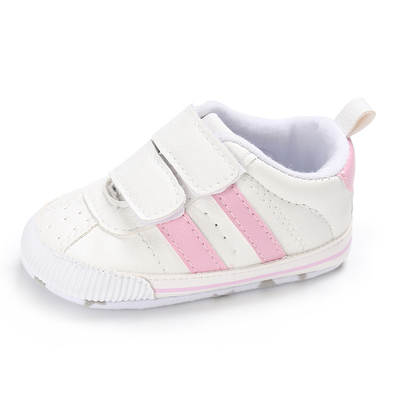 Fashion PU Leather Baby Moccasins Newborn Baby Shoes For Kids Sneakers Infant Indoor Crib Shoes Toddler Boys Girls First Walkers 12