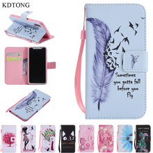 Buy KDTONG Phone Case Coque iPhone X 10 Case Luxury Leather Flip Magnetic Wallet Card Cover Fundas iPhone X Case Cover Capa for $3.50 in AliExpress store