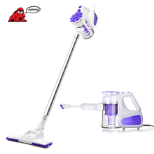 PUPPYOO Home Stick Vacuum Cleaner Handheld Dust Collector Household Aspirator New Arrival WP526(China)