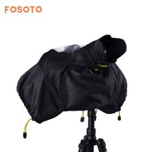 Buy fosoto Camera Cover Waterproof Rainproof Rain Soft Bag Photo Professional Digital Case Canon Nikon Pendax Sony DSLR Cameras for $12.99 in AliExpress store