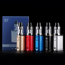 High-grade Electronic Cigarette Vaporizer 2ML 30W Box Mod Best Ecigs Mini Tank Hookah Atomizer 2200mAh Battery USB Charging Ecig