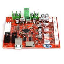 Hot Deal 3D Printer Motherboard  Mianboard Anet V1.0 for Anet A8 and A6 Reprap Mendel Prusa 3d printer Control Motherboard