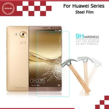 For Huawei Honor Note 8 Huawei Nova Lite Mate 8 Tempered Glass Steel Film Front Glass Screen Protector Phone Accessories