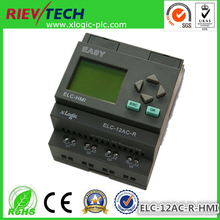 xLogic,Micro automation solution provider, programmable logic controller,super relay,ELC-12AC-R-HMI