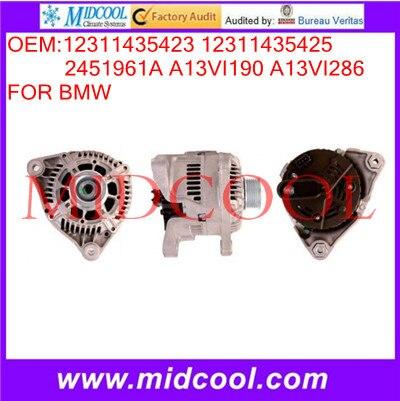 High Quanity Car Alternator OEM:12311435423 12311435425 2451961A A13VI190 A13VI286<br><br>Aliexpress