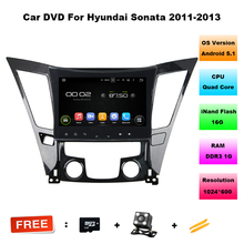 "9"" Android 5.11 CAR DVD player navigation FOR HYUNDAI SONATA /i40 /i45 /i50 car audio stereo Multimedia GPS Wifi support 3G DAB+"