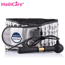 Hailicare Back Belt Spinal Air Traction Physio Decompression Back Brace Lumbar Disc Herniation Relaxation Massage(China)