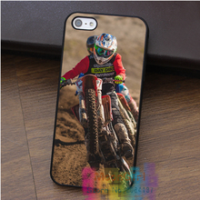Dirt Bike Motocross Motorbike fashion cell phone case for iphone 4 4s 5 5s 5c SE 6 6s 7 6 plus & 6s plus 7 plus #rk141