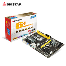 BIOSTAR TB85 1150 Motherboard DDR3 ATX Desktop Computer Motherboard Support for Intel i7 i5 i3 Dual Channel DDR3 1600/1333/1066
