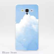 3374CA Summit Transparent Hard Cover font b Case b font for Galaxy A3 A5 A7 A8