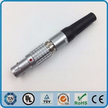 Buy LEMO Connector FGA 1B 2 3 4 5 6 7 8 10 14 16 pin Male Plug FGA.1B Straight Plug Two Keying 30 Degree for $13.34 in AliExpress store