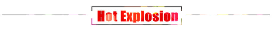 Hot explosion