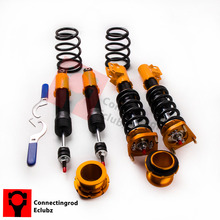 Strut Spring for Ford Mustang 4th 94-04 24 Ways Adjustable Damper Assembly Coilovers Spring Suspension Shock Absorber Shocks(China)