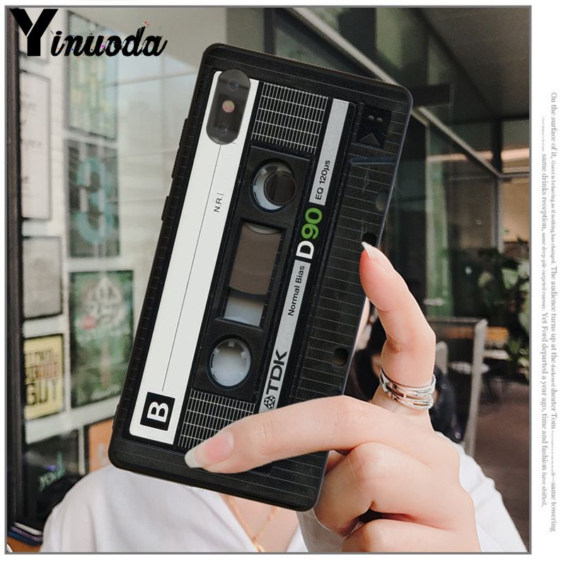 Retro Camera Cassette Tapes