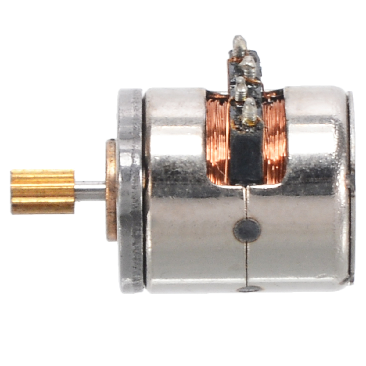 1Pcs Mini Micro Stepper Motor 2-phase 4-wire Stepper Motor With Copper Gear 8x9.2mm For Motor Parts Accessories