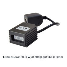 2D Barcode Scanner module IP54 industry module  LV3000R USB Interface
