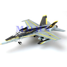 EASY MODEL 37116 1/72 Assembled Model Scale Finished Model Airplane Scale Aircraft F18 F/A-18C US NAVY VFA-192 NF-300