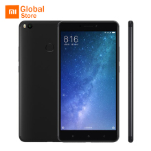 "Global Version Xiaomi Mi Max 2 Max2 Mobile Phone 4GB RAM 64GB Snapdragon 625 Octa Core 5300mAh Battery 6.44"" 1920x1080p Display"