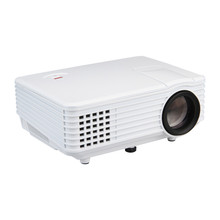 Wholesale 2017 New RD805 Pico Mini LED Projector Digital Full HD 1080P Portable Video Data Proyector VGA HDMI TV Home Theater