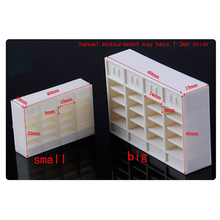 DIY sand tablemodel material/construction furniture model goods showcase container/display stand cabinet technology model parts/(China)