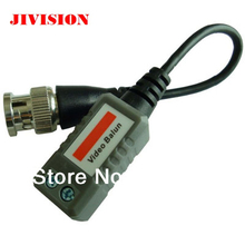 UTP Video Balun with Surge Protection CAT5 cable transmition CCTV camera balun with cable