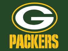 Green Bay Packers logo car flag 12x18 inches double sided 100D Polyester NFL (3) 40147(China)