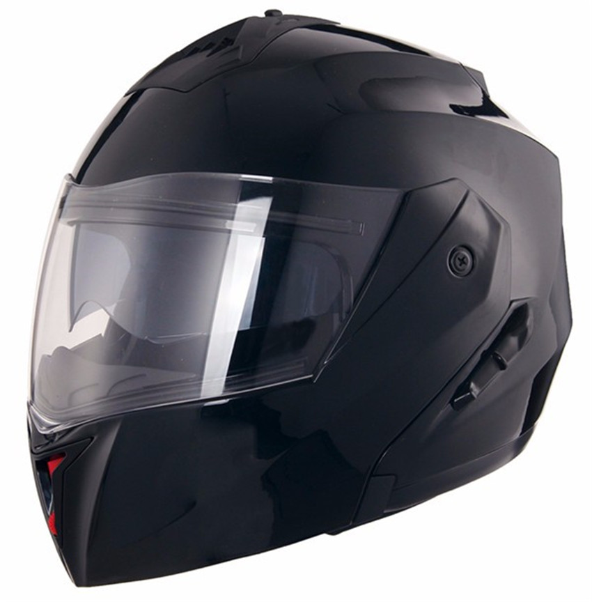 Chinese-made-DOT-certified-double-visor-modular