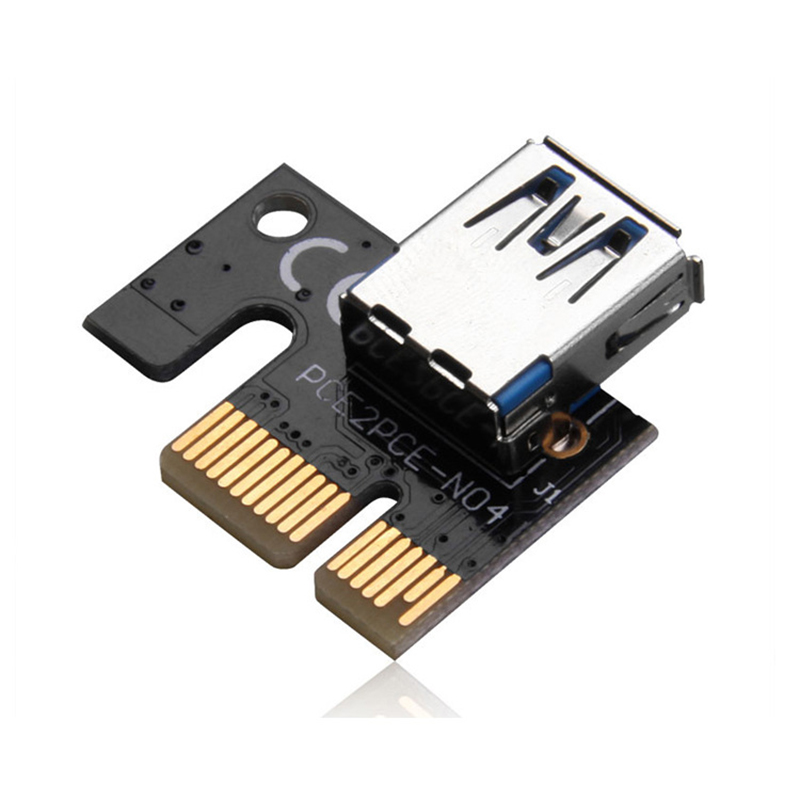 PCIE 1X to16X PCI-E Card to Expand the line Mining PCI-E Extension Line Small Card Board