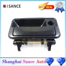 ISANCE Outside Door Handle Front Right Passenger Side 82810-60B02 30005967 For Suzuki Swift 1989 1990 1991 1992 1993 1994(China)