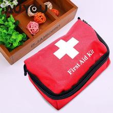 AUYOU 11pcs/set Safe Family First Aid Kit Set Outdoor Emergency Kit Bag Case Travel Camping survival Medical