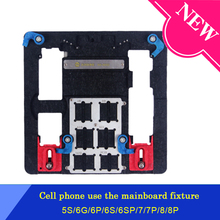 Buy A21 Universal Fixture High Temperature Phone IC Chip Motherboard Jig Board Maintenance Repair iphone 5S 6 6P 6S 6SP 7 7P for $28.80 in AliExpress store