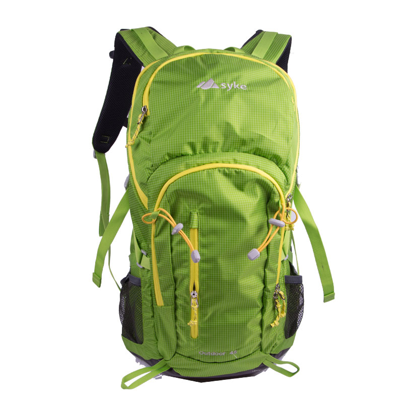 SYKE 45L Trek Bag Travel Backpack Professional Out Door Schoolbag Climb Knapsack Hike Mochila Camp Mountaineering Packsack <br>
