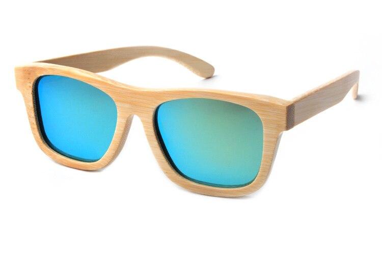 Handmade Bamboo Sunglasses Polarized Mirror Lens Vintage Men Women Sun Glasses Oculos De Sol Masculino  LS1004<br><br>Aliexpress