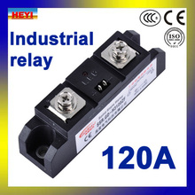 Factory supply 120A Industrial Solid State Relay SSR-H3120ZF